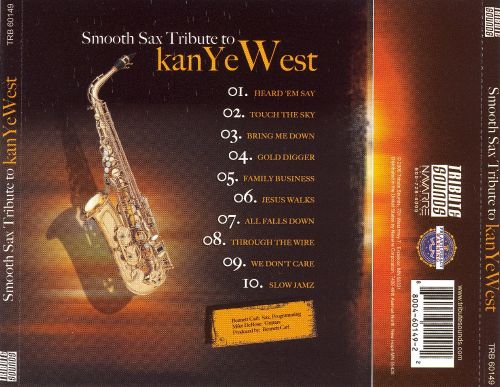 Smooth Sax Tribute to Kanye West