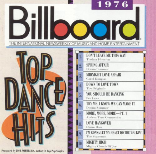 Billboard Top Dance Hits: 1976 - Various Artists