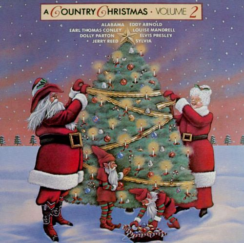 country christmas vol - A Country Christmas