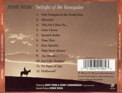 Twilight of the Renegades