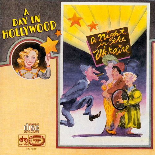 A Day in Hollywood/A Night in the Ukraine