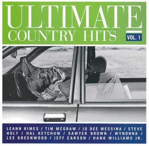 Ultimate Country Hits, Vol. 1
