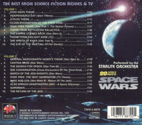 Space Wars: 20 Space Hits
