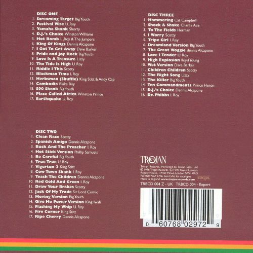 Trojan Box Set: DJ