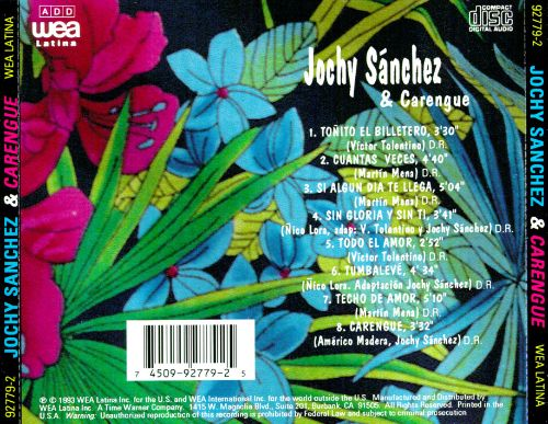 Jochy Sanchez & Carengue