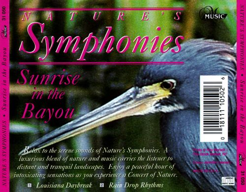 Nature's Symphonies: Sunrise in the Bayou - Various Artists