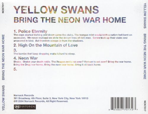 Bring the Neon War Home