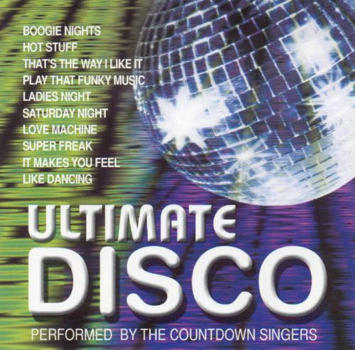 Ultimate Disco [Green]