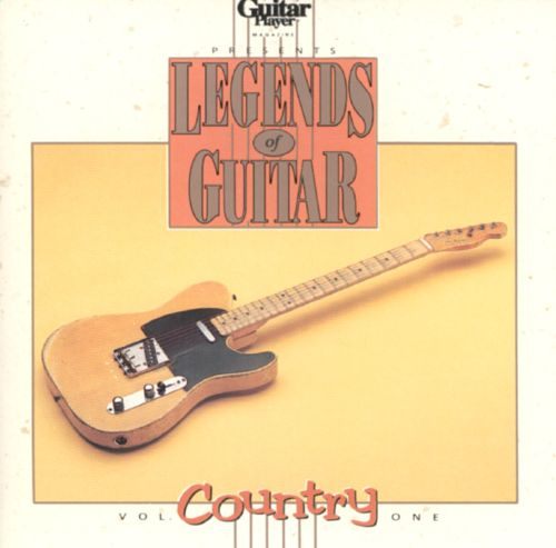 Guitar Player Presents: Legends of Guitar: Country, Vol.1