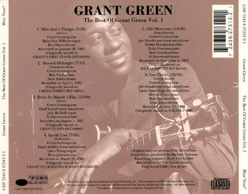 The Best of Grant Green, Vol. 1