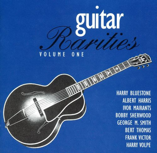 Guitar Rarities, Vol. 1: 1934-46