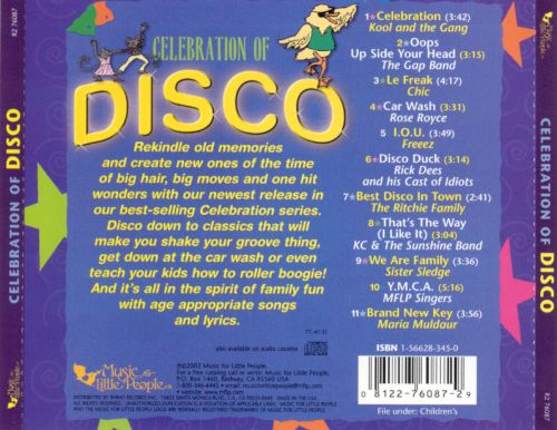 Celebration of Disco