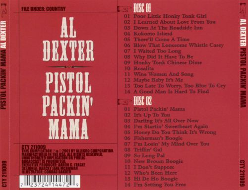 Pistol Packin' Mama [Roots of Country]