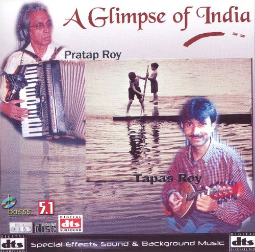A Glimpse of India [DVD]