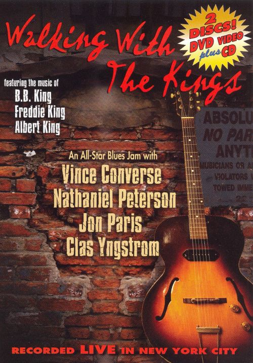 Walking with the Kings: An All-Star Blues Jam