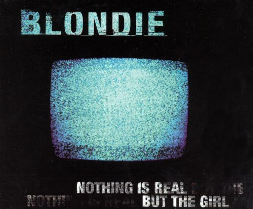 Nothing Is Real But the Girl [Germany CD Single]