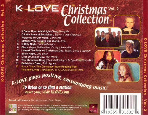 Klove Christmas.6th Annual K Love Christmas Tour Kicks Off On Saturday