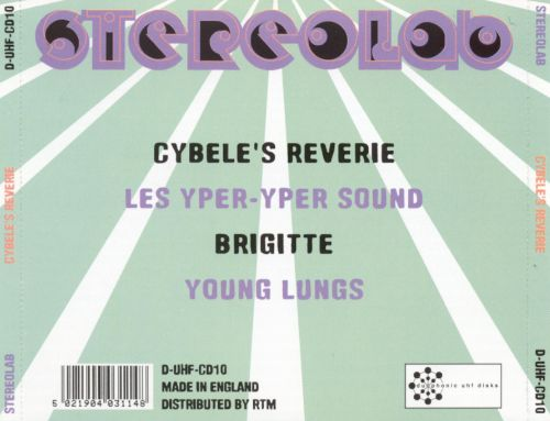 Cybele's Reverie [EP]
