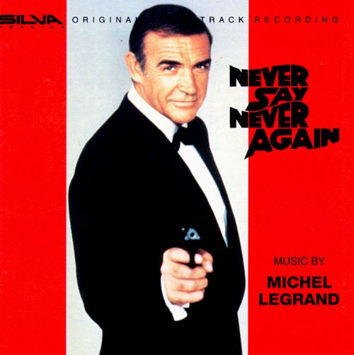 Image result for Never Say never again