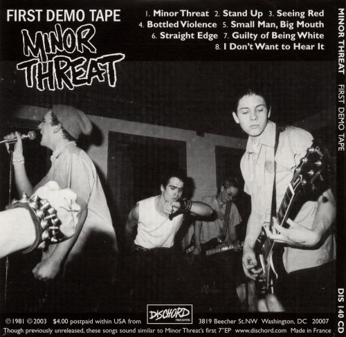 First Demo Tape: 1980-1983