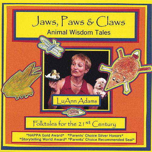 Jaws, Paws & Claws: Animal Wisdom Tales