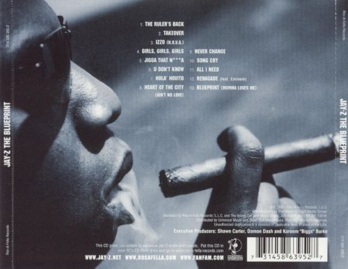 The blueprint clean jay z release info allmusic the blueprint clean the blueprint clean malvernweather Choice Image