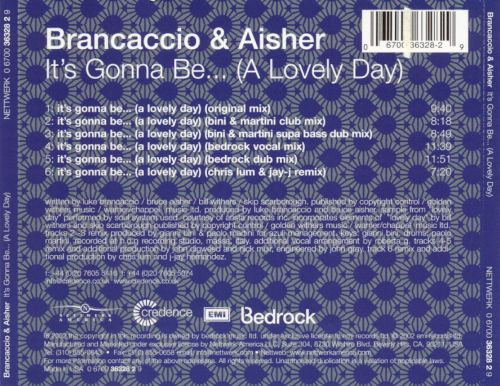 It's Gonna Be [CD/12
