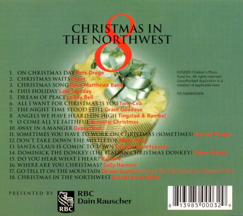 8 christmas in the northwest vol 8 - Christmas In The Northwest