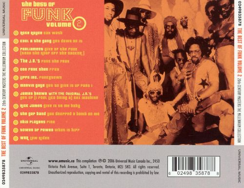 20th Century Masters: The Millennium Collection: The Best of Funk, Vol. 2