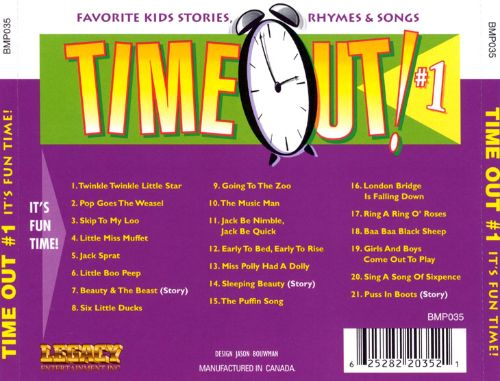 Time Out: It's Fun Time, Vol. 1