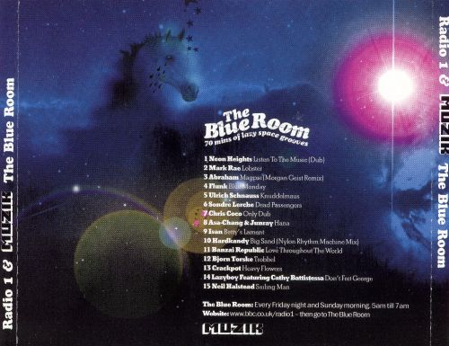 Blue Room: 70 Mins of Lazy Space Grooves