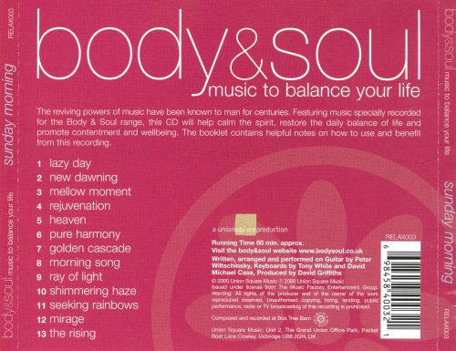 Sunday Morning [Body & Soul]