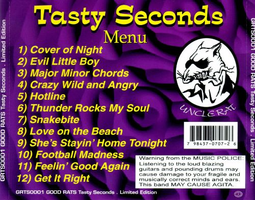 Tasty Seconds
