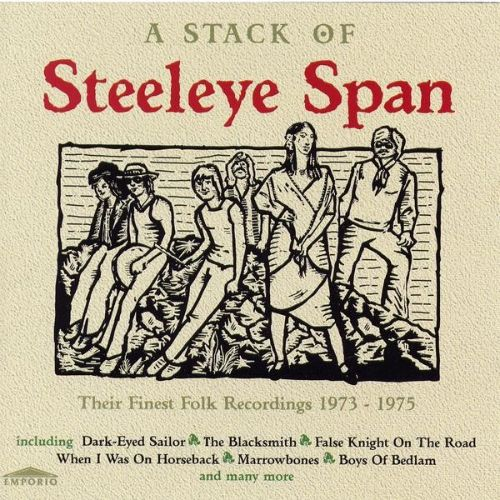 A Stack of Steeleye Span (1973-1975)
