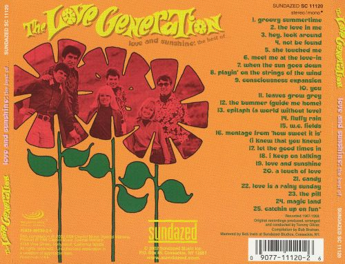 Love and Sunshine: The Best of the Love Generation