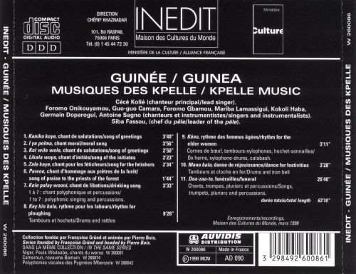 Music of the Kpelle