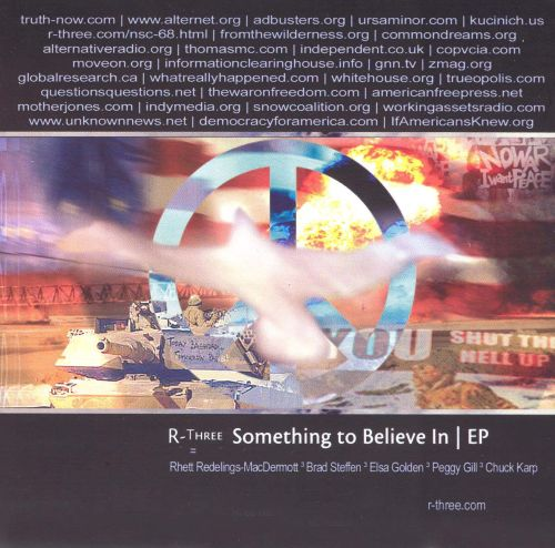 Something to Believe In [EP]