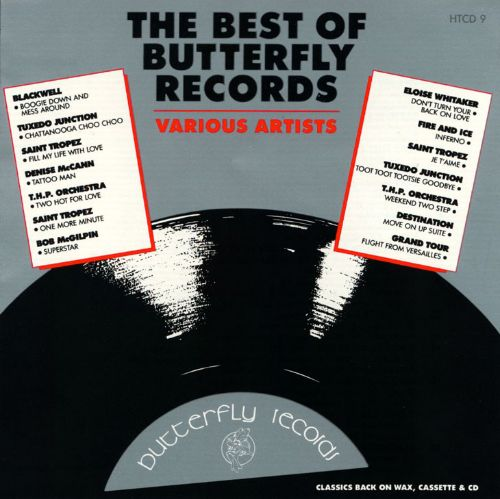 The Best of Butterfly Records