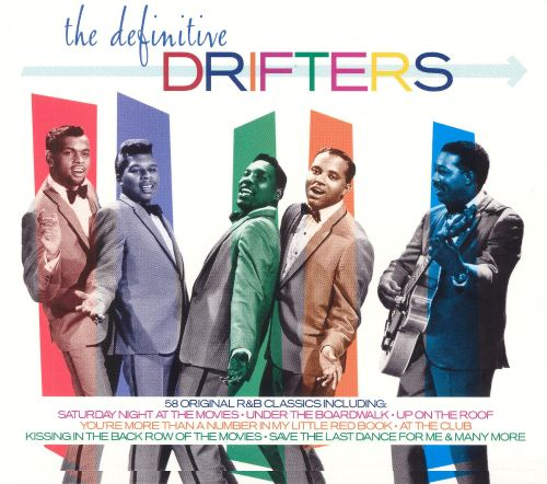The Definitive Drifters [2006]