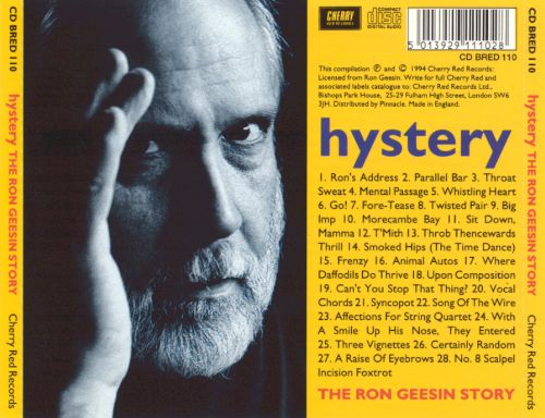 Hystery: The Ron Geesin Story