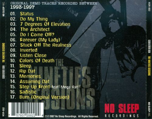 The Nineties Sessions