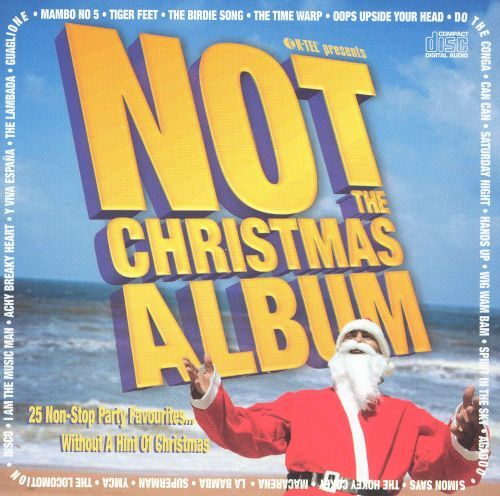 not the christmas album