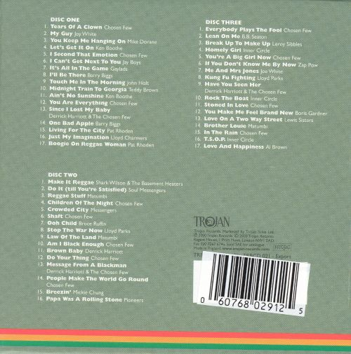 Trojan Box Set: Soulful Reggae