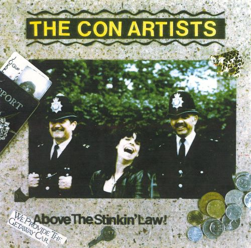 Above The Stinkin' Law