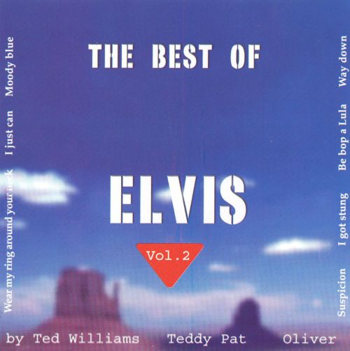 The Best of Elvis, Vol. 2 [Canaria]