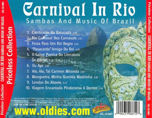 Carnival in Rio [Collectables]