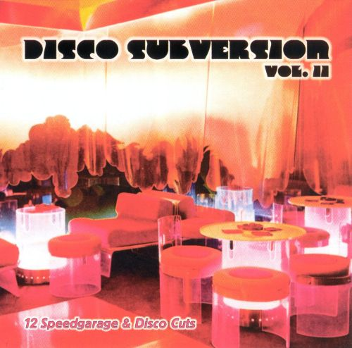 Disco Subversion, Vol. 2