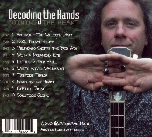 Decoding the Hands: Joining the Heart