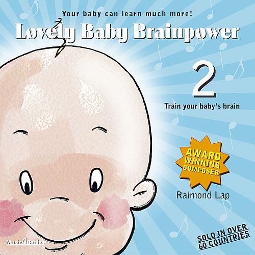 Lovely Baby Brainpower, Vol. 2
