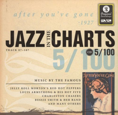 Jazz in the Charts, Vol. 5: After You've Gone 1927